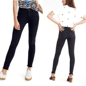 MADEWELL Mid-Rise Skinny Skinny Jeans